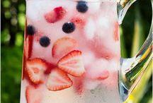 Detox and Fresh Drinks