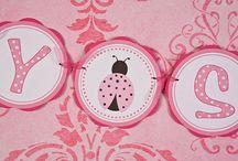 Lady bug party ideas / by Patricia Holjevic