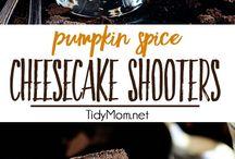 Shooters - Mini Desserts