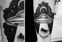 tattoo alien