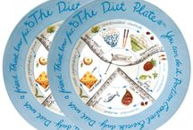 Portion Control Plates for Weight Loss. A most sensible way to lose weight and keep it off.
