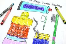 Coloring for Kids AND Moms / Coloring Books and Coloring Printables for Kids AND their Moms!