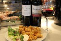 Gastronomía y vino / Gastronomía y vino son el maridaje perfecto en muchas situaciones. Un buen Comenge combina en cualquier situación
