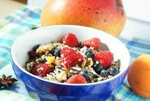 Quinoa, Rice and Couscous Recipes