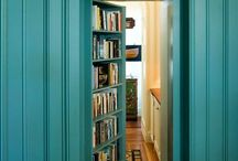 Hidden Rooms and Storage / by Danielle Roy