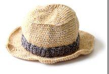 Chapéus de croche