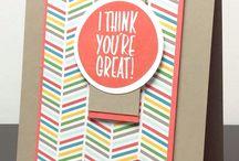 birthdays!! / Ideas for cute birthday cards.