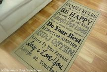 Doormats for the Home / Doormats Entrance Mats for hard floors for homes or business.