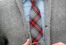 Cravate écossaise / Photos de cravate écossaise