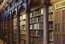 Kitaplık / kütüphane