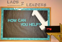 Lads to Leaders ideas