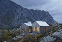 Budynki wpisane w krajobraz / Building in landscape