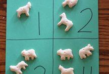 Preschool Ideas / by Kathryn Smith