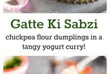 Indie recipes