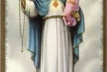 THE BLESSED VIRGIN..............