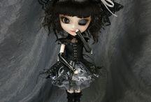 Pullip Gothic Lolita Yuki Chan / mijn Pullip Doll