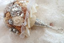 Bridal Bouquet & Accessories
