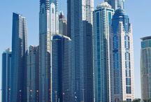 Skyscrapers / by Ryan Bailey Billionaire