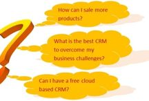 5 Best Cloud Based Free CRM Software - must try for any organization, mainly SME!!