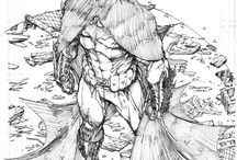 comics drawing