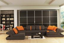 Living Space / A place to be yourself and spend time with family.