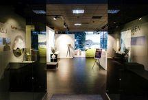 Představení kolekce Di'sign / Lusito představilo novinku - kolekci Di'sign novinářům v Prague Gallery Art of Bathrooms při vernisáži výstavy 23. 9. 2015.