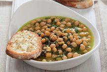 Minestre/minestroni/zuppe