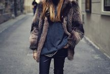 Style Spotlight: Layers / Luxuriate in loose layers of cashmere, shearling and Merino as autumn approaches.