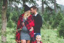 maternity fall/winter outdoors