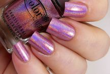 nail collection // color club. / by mkk