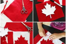 Canada Arts & Crafts for Kids