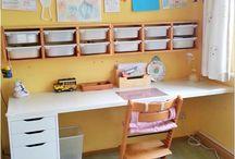 Kinderzimmer Zwillis
