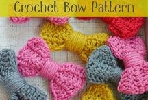 Crocheting/Knitting/Felt Ideas