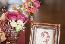 Segnaposti, Segnatavoli e Menù / Dettagli personalizzati per il tuo ricevimento di matrimonio