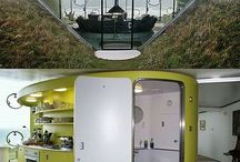Cool Out-of-the-Box Homes/Living