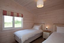 Luxury Lodges for Hire / Self-catering lodges available all year round offering spectacular views across West Bay
