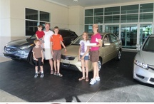 June 2012 Customers / These are our customer that have purchased a car from Southwest Kia in Mesquite Texas