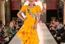Carmen Rojo | Córdoba Ecuestre & Flamenco Fashion 2016