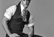 William Levy Diane Graide photoshoot.