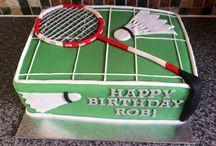badmintonové dorty