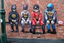 Street Art / The world is a canvas
