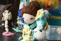 Mujeres crochet / Crochet women