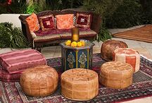 Marokkansk spisestue