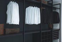 bedroom n walking closet