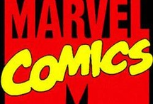 MARVEL comics / by Shawn Waters