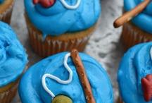 Cupcake boards