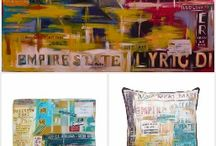 PossessedN1 Homeware / A Homeware collection created BY MEEEE London artist Tania Rowlings