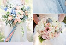 Wedding florals / Spring wedding