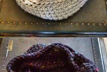 crochet & sewing / by Erika Crosby