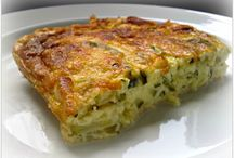 Cucina - Contorni, torte salate e sformati